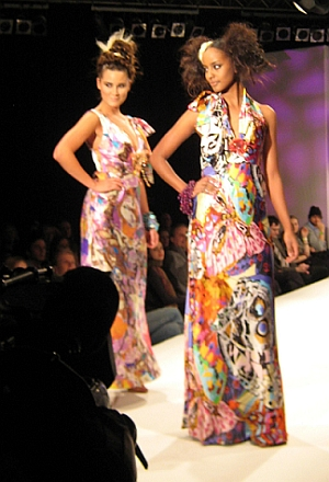 Laufsteg Mode Fashion