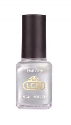 LCN Nail Polish silver ice cube
