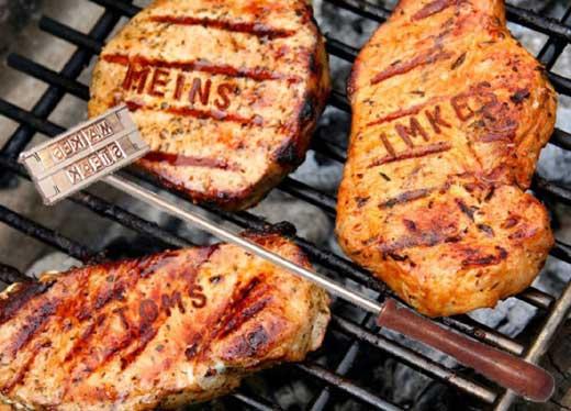 Steak  Namen audrucken witzige-weihnachtsgeschenke